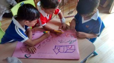 Playshaala Daily_Activities_Classroom