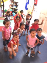 Playshaala Daily_Activities_Activity Area Dancing