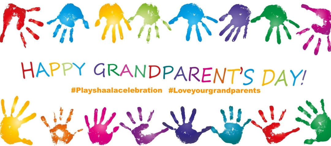 Happy Grandparent's Day at Playshaala