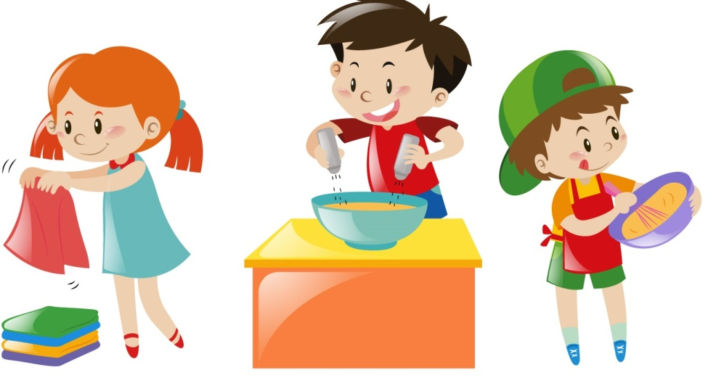 Chores-Clipart